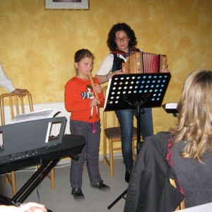 Vorspielstunde beim Gasthaus Guggi St. Bartholomä